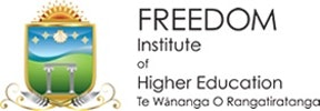 FREEDOM Institute of Higher Education logo
