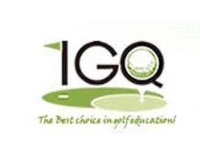 IGQ Golf College logo