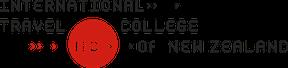 The International Travel College of New Zealand logo