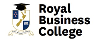 Royal Business College logo