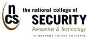 The National College of Security Personnel and Technology logo