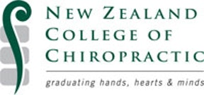 New Zealand College of Chiropractic logo