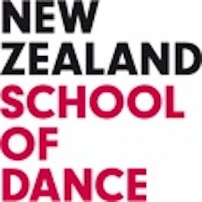 New Zealand School of Dance logo
