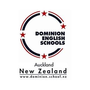 Dominion English Schools logo