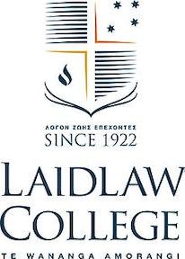Laidlaw College logo