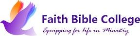 Faith Bible College logo