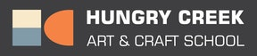 Hungry Creek Art and Craft School logo