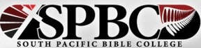 South Pacific Bible College Incorporated logo