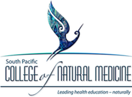 South Pacific College of Natural Medicine logo
