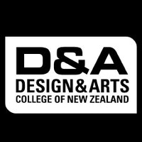 Design and Arts College of New Zealand logo