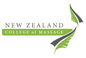 The New Zealand College of Massage logo