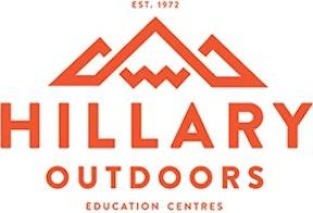 Hillary Outdoors Education Centres logo